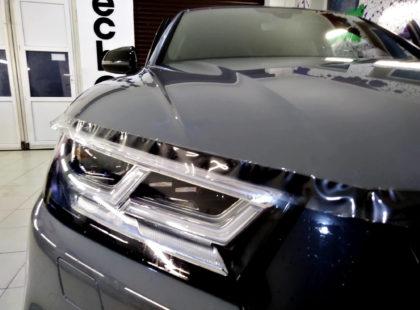 Обновление защитного покрытия AudiQ7