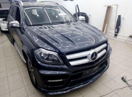 Комплексная защита Mercedes-BenzGL