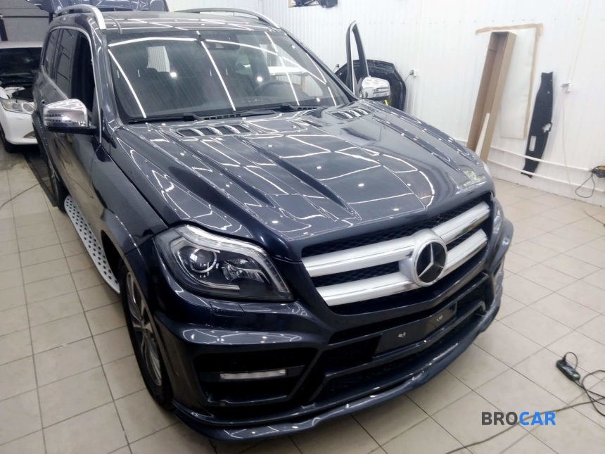 Отзыв владельца Mersedes-Benz GL