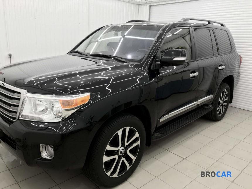 Toyota - LandCruiser200,2012 1